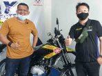 Cerita Aipda Ambarita Jatuh Hati pada Yamaha WR155R