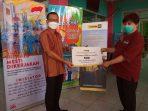 Dukung Pengendalian Pandemi Trakindo Donasi 9.000 Alat Tes Antigen