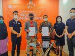 Grand Dafam Ancol Jakarta Berkolaborasi Dengan Rumah Zakat Melalui Program Shopping Charity