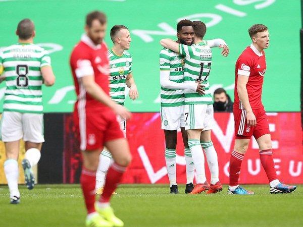 Milan Jadi Satu dari Lima Tim yang Minat Bajak Odsonne Edouard dari Celtic