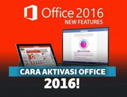 Cara Download Gratis Microsoft Office 2016 Full Version