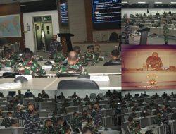 KADISPENAL Berikan Kuliah Umum Kepada Pasis Dikreg Seskoal Angkatan Ke-59 TA 2021