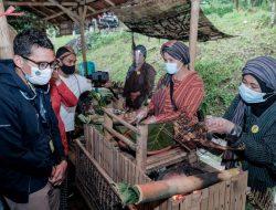 Menteri Sandi Uno Harap Desa Wisata Jadi Loko Kebangkitan Pariwisata Nasional