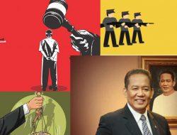 Acungi Jempol ke Hakim Tinggi Yang Korting Hukuman Mati Sindikat Narkotika