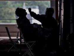 Kasus Baru Covid-19 Bertambah Sebanyak 20.467 di Indonesia