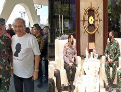 Sinergitas TNI POLRI, Yudo Margono Jagonya