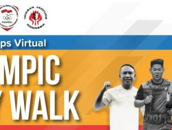 Tetap Komitmen Sebagai Pelopor Gaya Hidup Sehat – Yayasan Jantung Indonesia Ikut Dukung Olympic Day 2021