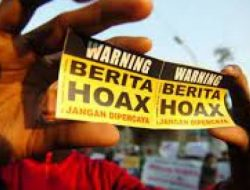 Waspadai Hoaks yang Bisa Menimbulkan Kekacauan Informasi di Masyarakat