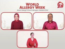 World Allergy Week 2021 – Deteksi Dini Alergi pada Si Kecil untuk Tetap Berprestasi