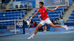 Ketika Atlet Dunia Berbondong-Bondong Berswafoto Dengan Novak Djokovic