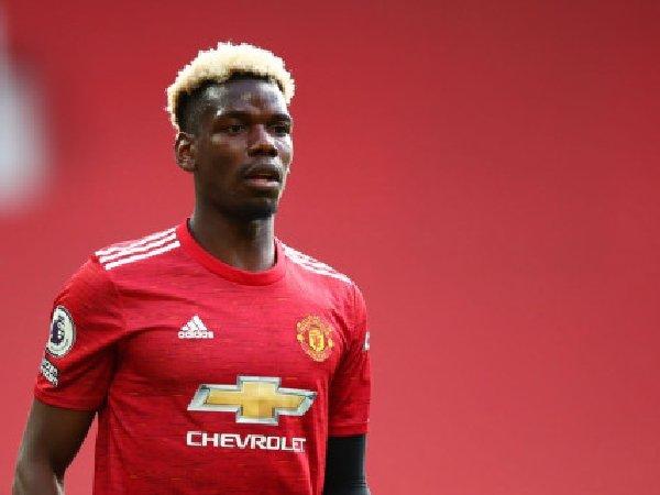 Paul Pogba Tolak Tawaran Kontrak 50 Juta Pound Dari Manchester United