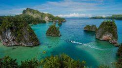 Wisata bahari di Provinsi Papua Barat tak terbatas Raja Ampat, karena da Kaimana yang juga tak kalah istimewa.