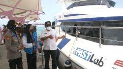 FASTLab Ocean Combat , Inovasi Dukung Percepatan Vaksinasi Covid 19 Masyarakat Kepulauan