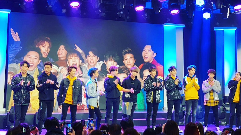 Some are hopeful that the city's hottest Cantopop band, Mirror, just might be shifting attitudes among Hong Kong's conservative population. Photo: Facebook/MIRROR