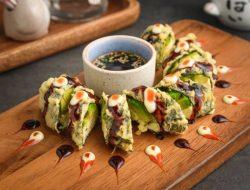 Bangkok mendapat tempat baru 'Waki Waki' yang didedikasikan untuk sushi dan maki vegan