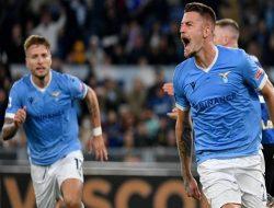 Maurizio Sarri Akui Puas Dengan Performa Lazio Kontra Inter Milan