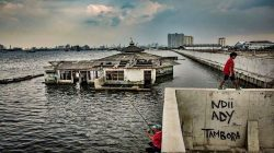 Pada 2050 Jakarta Diprediksikan Tenggelam, Ini Daerah Yang Bakal Parah