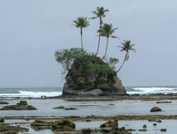 Pulau SpongeBob di Simeulue, Sepetak 'Bikini Bottom' di Aceh