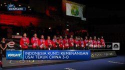 Setelah Penantian 19 Tahun, Indonesia Juara Thomas Cup 2020