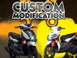 Yamaha Gear Modification Konsumen Pilih Desain Suka – Suka