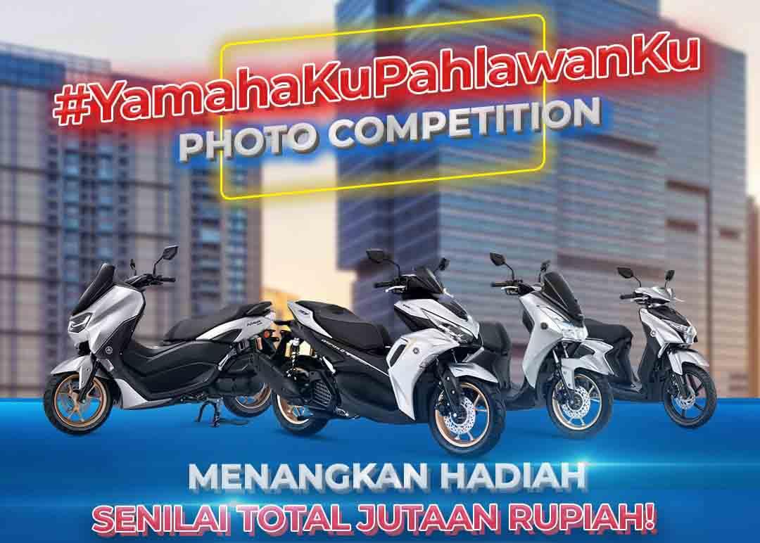 Yamaha Gelar Photo Competition Sambut Sumpah Pemuda dan Hari Pahlawan